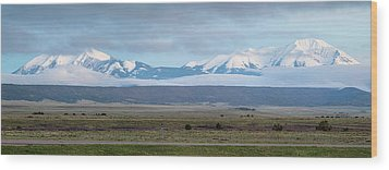 Co State Highway 12 The Highway Of Legends Wood Print by James BO Insogna