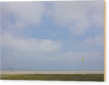 Wood Print featuring the photograph Coastal Brittany by Colleen Williams