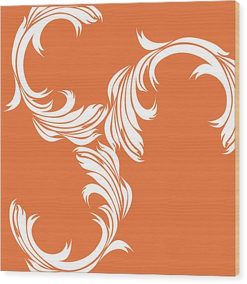 Constantine #3 Wood Print by Hye Ja Billie