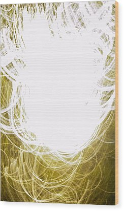 Contemporary Abstraction II 1 Of 1 Wood Print