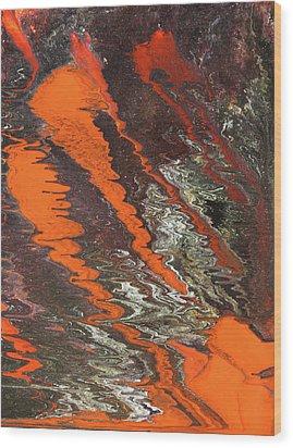 Convey Wood Print