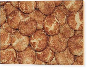 Cookies 170 Wood Print