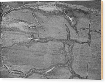 Wood Print featuring the photograph Cracked by Kristin Elmquist