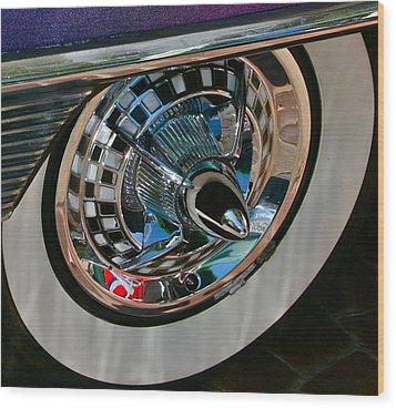 Custom Roulette Wood Print by Gwyn Newcombe