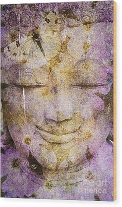 Dharma Wood Print