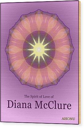 Diana Mcclure Wood Print