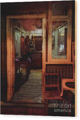 Die Sinkhuis1 Wood Print