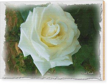 Wood Print featuring the photograph Do-00300 La Rose De Aaraya by Digital Oil
