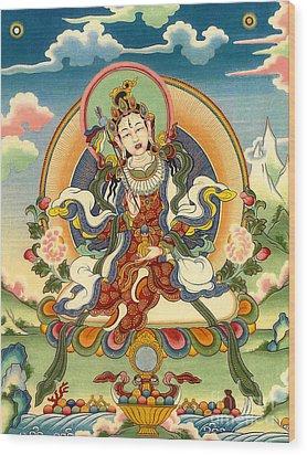 Dorje Yudronma Wood Print
