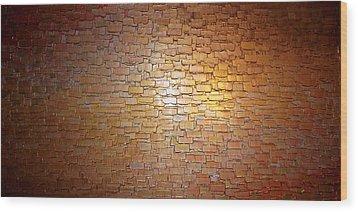 Dream Reflection Wood Print by Daniel Lafferty