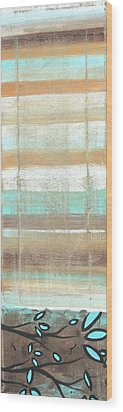 Dream State II By Madart Wood Print by Megan Duncanson