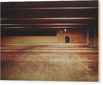 Dream Wood Print by Tara Greene