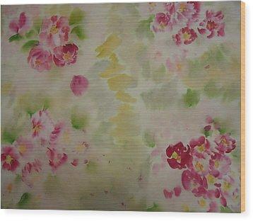 Dreamflower002 Wood Print