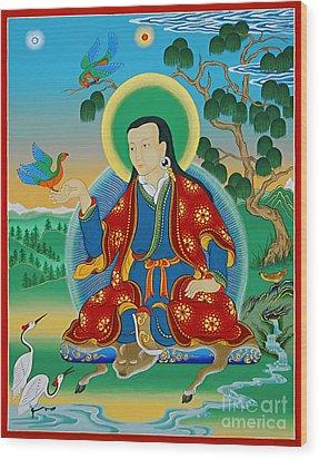 Drokben Khyecung Lotsawa Wood Print