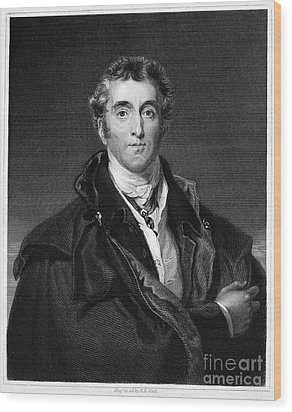Duke Of Wellington Wood Print by Granger