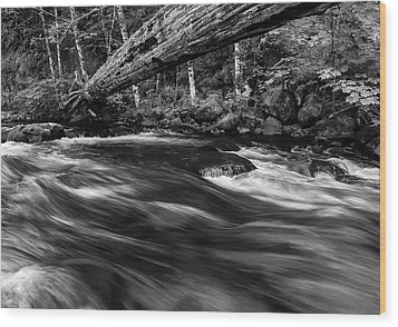 Eagle Creek  Wood Print