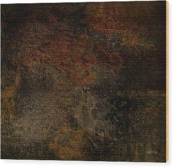 Earth Texture 1 Wood Print