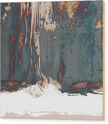 Edge 3 C Wood Print