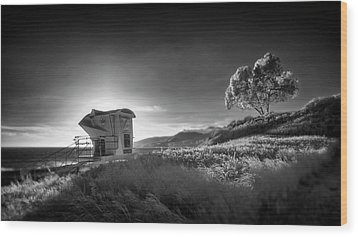 Wood Print featuring the photograph El Capitan by Sean Foster