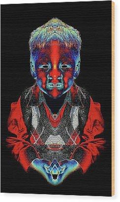 Elijah Wood Print by Tisha Beedle