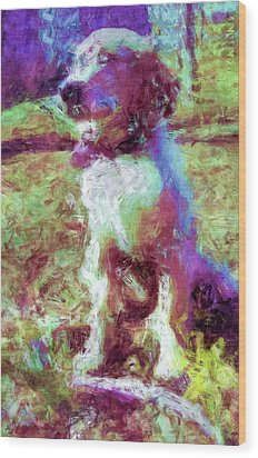 Ella Wood Print by Rora