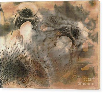 Em16 Wood Print