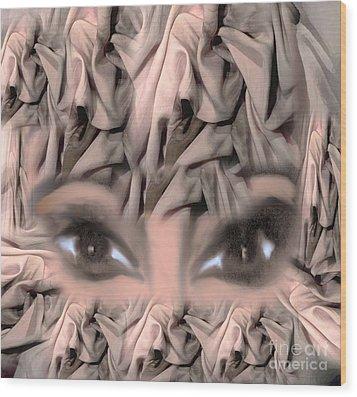 Enchanted Wood Print by Belinda Threeths