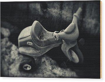 End Of Dreams Wood Print