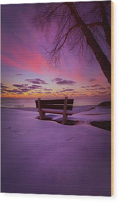 Wood Print featuring the photograph Enters The Unguarded Heart by Phil Koch