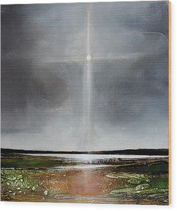 Eternal Hope  Wood Print by Toni Grote