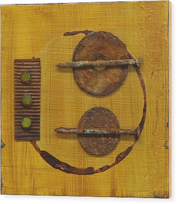 Exhibit 106b Wood Print
