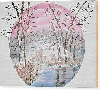 Faccino Wood Print