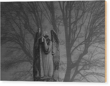 Faith Wood Print by Off The Beaten Path Photography - Andrew Alexander