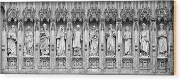 Wood Print featuring the photograph Faithful Witnesses - 2 by Stephen Stookey