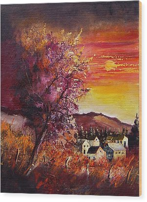 Fall In Villers Wood Print by Pol Ledent