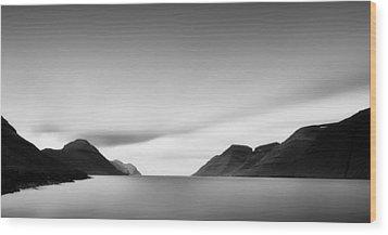 Faroe Islands Wood Print by Mihai Florea