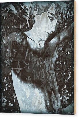 Faunus, Bringer Of Dreams Wood Print