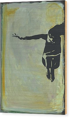 Feeling Unsimplified No. 1 Wood Print by Revere La Noue