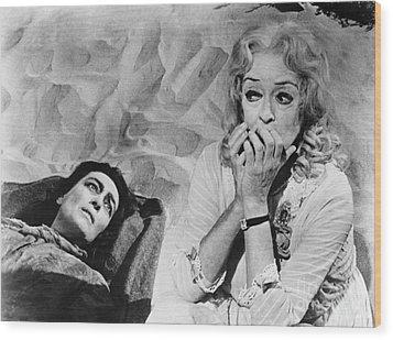 Film: Baby Jane, 1962 Wood Print by Granger