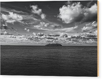 Wood Print featuring the photograph Floridian Waters by Jon Glaser
