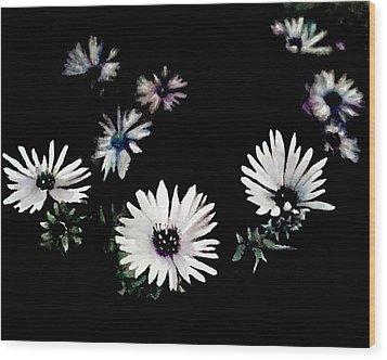 For You Wood Print by Arleana Holtzmann