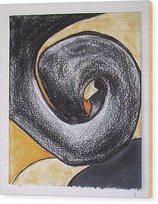 Forever IIi Wood Print by Carol Reed