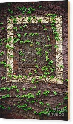 Forgotten Wood Print by Hideaki Sakurai