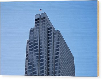 Four Embarcadero Center Office Building - San Francisco Wood Print