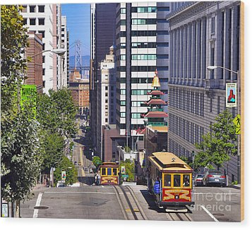 Four Points - San Francisco Wood Print