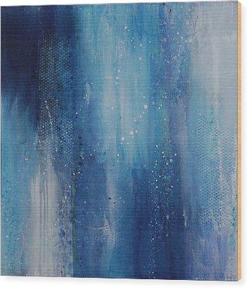Freezing Rain #1 Wood Print