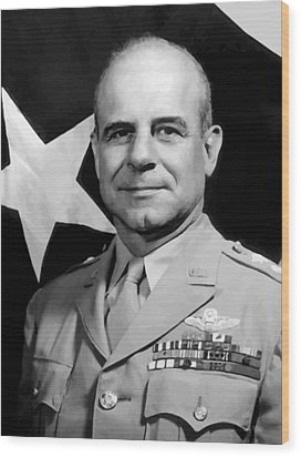 General Doolittle Wood Print by War Is Hell Store