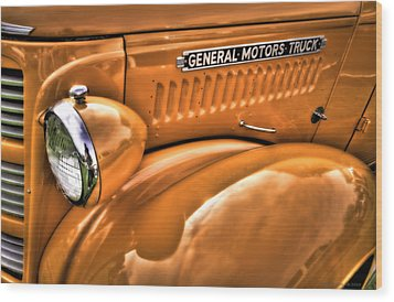 General Wood Print by Jerry Golab