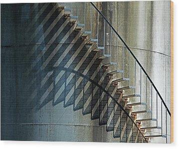 Geometrics Wood Print