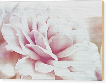 Wood Print featuring the digital art Ghost Of Roses Past by Margaret Hormann Bfa